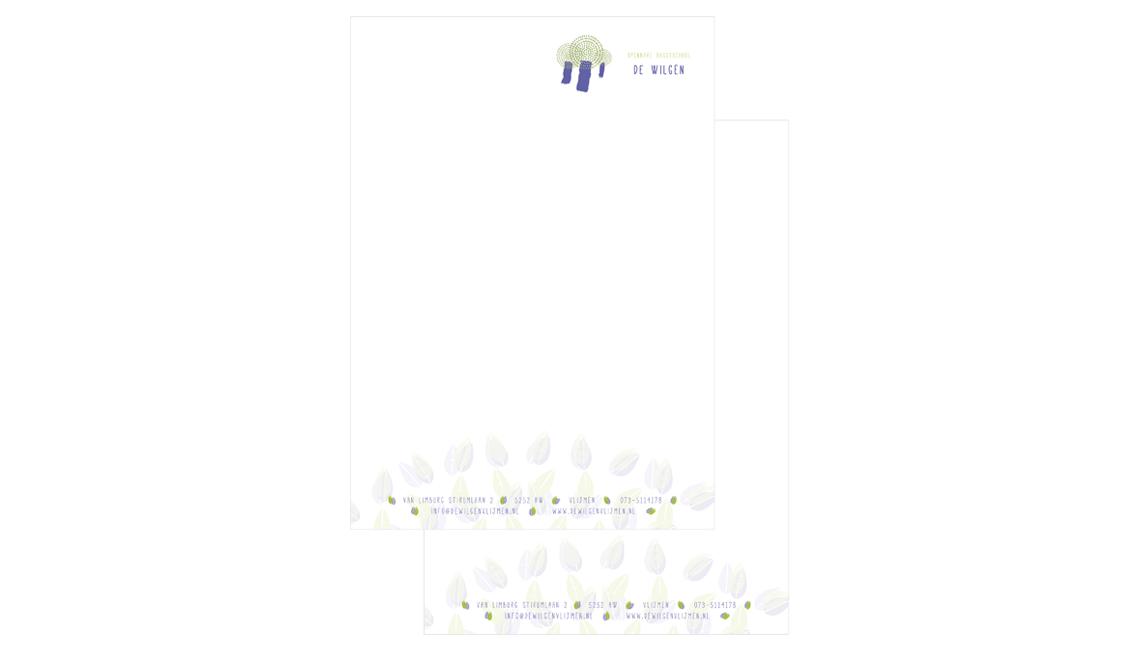 briefpapier – obs de wilgen