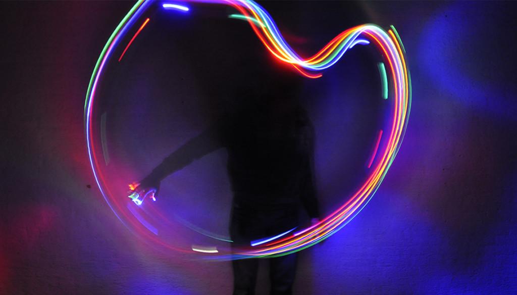 lichtgraffiti 11 - slem